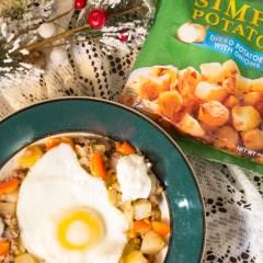 Bird's Nest Breakfast Bowl | www.sweetteasweetie.com