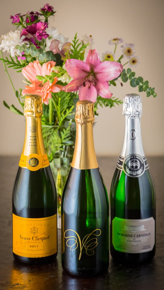 New Year's Eve Champagne Recommendations| www.sweetteasweetie.com