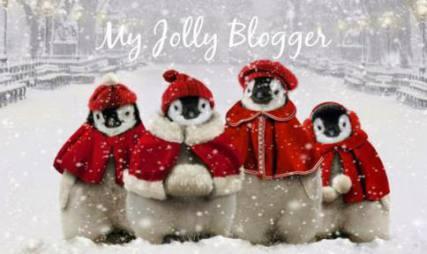 My Jolly Blogger Award