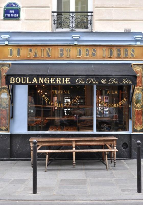 Du Pain et Des Idees Paris, France www.sweetteasweetie.com