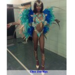 Chez Zen Mas, Carnival, costume, feathers, bikini, brassiere, panty, beads, Business, Entrepreneurs in Trinidad and Tobago, Launch Rockit, Start-up Weekend, Start up, in sweet t&t for Sweet TnT Magazine