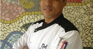 Douglas SooYam of Trinidad and Tobago Hospitality and Tourism Institute