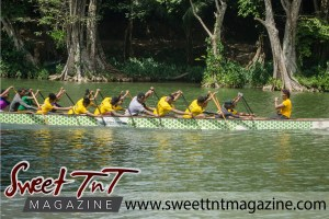 Dragon Boat Racing North Eastern District 2 sweet T&T, Sweet TnT Magazine, Culturama Publishing Company, news in Trinidad, Port of Spain, Trinidad and Tobago, Trini, Caribbean, twin islands, red white black flag, tourism, Joyanne James, Jevan Soyer, travel, vacation, Port of Spain, g, f, how to, photography
