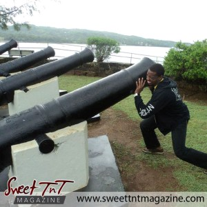 Fort James Tobago in sweet T&T for Sweet TnT Magazine, Culturama Publishing Company, for news in Trinidad, in Port of Spain, Trinidad and Tobago, with positive how to photography.