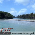 Manzanilla river mouth in sweet T&T for Sweet TnT Magazine, Culturama Publishing Company, for news in Trinidad, in Port of Spain, Trinidad and Tobago, with positive how to photography.