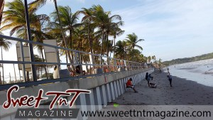 Manzanilla rails in sweet T&T for Sweet TnT Magazine, Culturama Publishing Company, for news in Trinidad, in Port of Spain, Trinidad and Tobago, with positive how to photography.