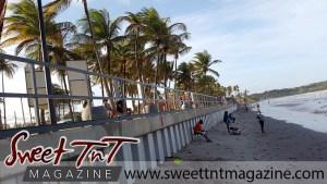 Manzanilla seawall