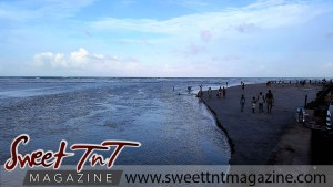 Manzanilla shoreline in sweet T&T for Sweet TnT Magazine, Culturama Publishing Company, for news in Trinidad, in Port of Spain, Trinidad and Tobago, with positive how to photography.