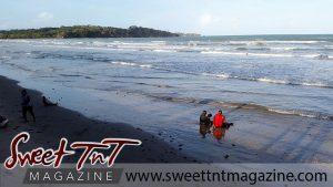 Manzanilla shore