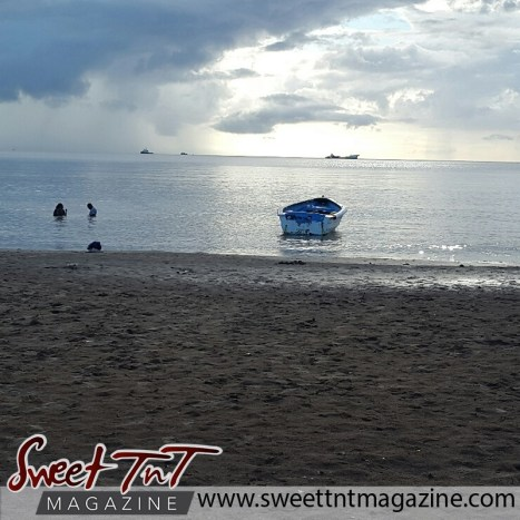 Place - Vessigny Beach.