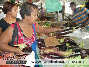 Tunapuna market in sweet T&T for Sweet TnT Magazine, Culturama Publishing Company, for news in Trinidad, in Port of Spain, Trinidad and Tobago, with positive how to photography.