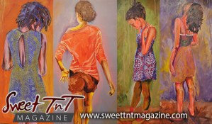 Richard Rampersad, I breathe life into an image, back view of angry women, University of the West Indies artist, Visual Arts, Graphic Design, School of Business, First class honors degree, in Sweet T&T, Sweet TnT Magazine, Trinidad and Tobago, Trini, vacation, travel