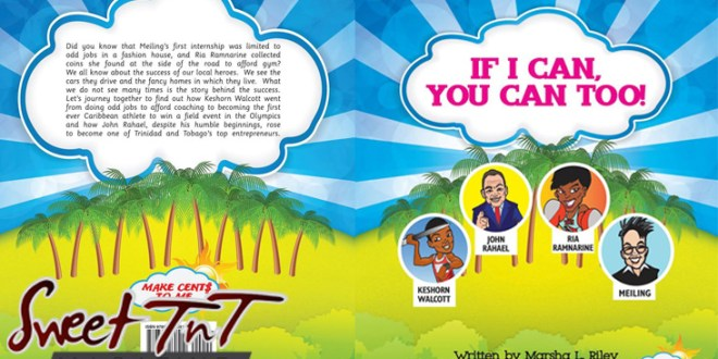 Children 5 to 8 will love this book, If I can you can too, Marsha L Rile, Gerard Gomez, by Stacey Alfonso Mills for Literature in Sweet T&T, Sweet TnT Magazine, Trinidad and Tobago, Trini, vacation, travel