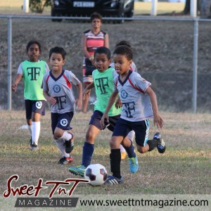 Children playing football, Football Factory, St Mary's college, CIC grounds, Terry Fenrick, sports in T&T, Sweet T&T, Sweet TnT, Trinidad and Tobago, Trini, vacation, travel