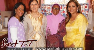 Women at Ifta - Muslim gathering to break fast by Nerissa Hosein in Sweet T&T, Sweet TnT, Trinidad and Tobago, Trini, vacation, travel