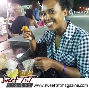 Winta loving trinidad pholourie, Sweet T&T, Sweet TnT, Trinidad and Tobago, Trini, vacation, travel,