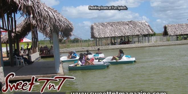Fun splash rides, water park, Summer, August, Sweet T&T, Sweet TnT, Trinidad and Tobago, Trini, vacation, travel,