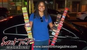 Rasta One Love sells handmade jewelry on Ariapita Avenue, Port of Spain, Sweet T&T, Sweet TnT, Trinidad and Tobago, Trini, vacation, travel