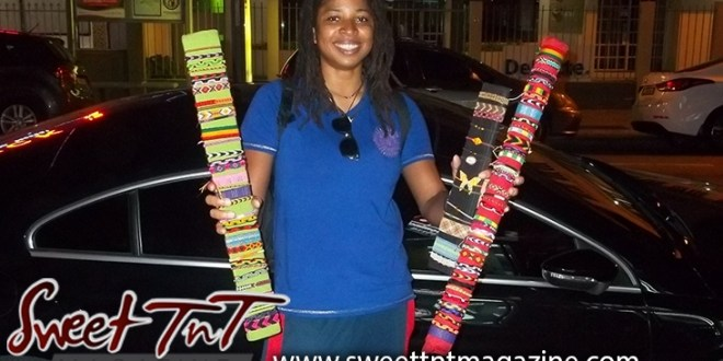 Rasta One Love sells handmade jewelry on Ariapita Avenue, Port of Spain, Sweet T&T, Sweet TnT, Trinidad and Tobago, Trini, vacation, travel