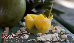 Barbadine rum chow, fruits and alcohol, Sweet T&T, Sweet TnT, Trinidad and Tobago, Trini, vacation, travel