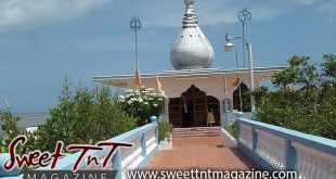 Temple in Waterloo, sea, Sweet T&T, Sweet TnT, Trinidad and Tobago, Trini, vacation, travel,