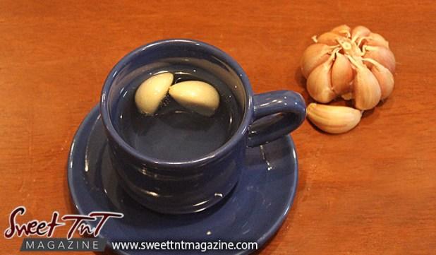 garlic-tea