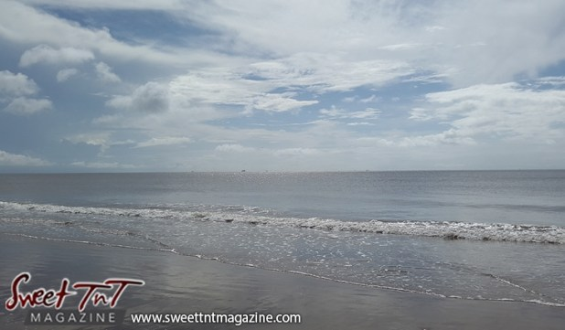 Icacos waves by Marika Mohammed for story Icacos end of Trinidad in Sweet T&T, Sweet TnT, Trinidad and Tobago, Trini, vacation, travel