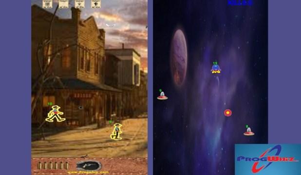 Phone App games by Prog Whiz