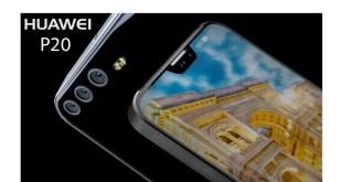 Huawei P20 - Triple camera phone
