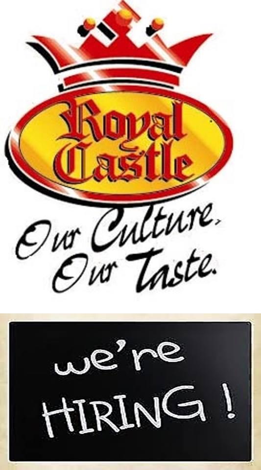 Royal Castle vacancies