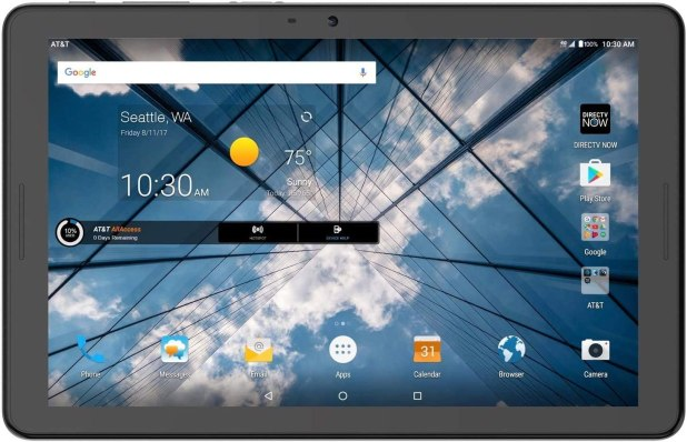 "ZTE K92 Primetime Unlocked GSM 10"" Android Tablet"