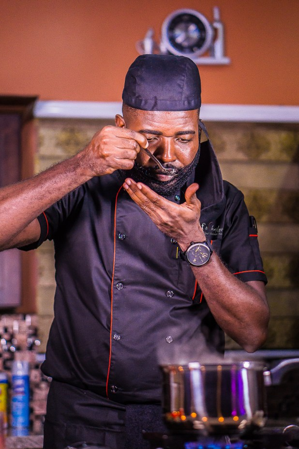 'Restaurant experience at home' with Chef & Cheflys