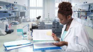 SCHOOL SCIENCE LABORATORY ASSISTANT