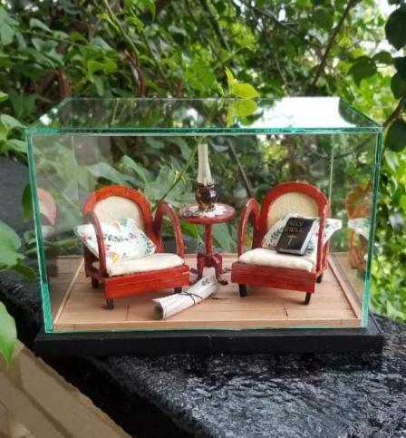 Miniatures of Vintage Trinidad and Tobago