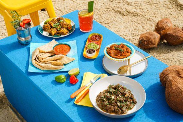 Trini dishes