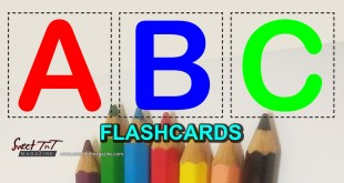 Spell your name ABC Flashcards