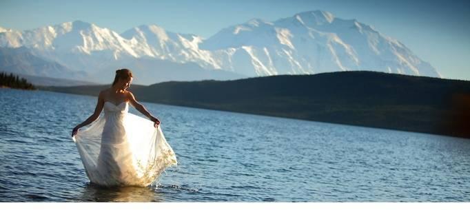 Denali Alaska Engagement
