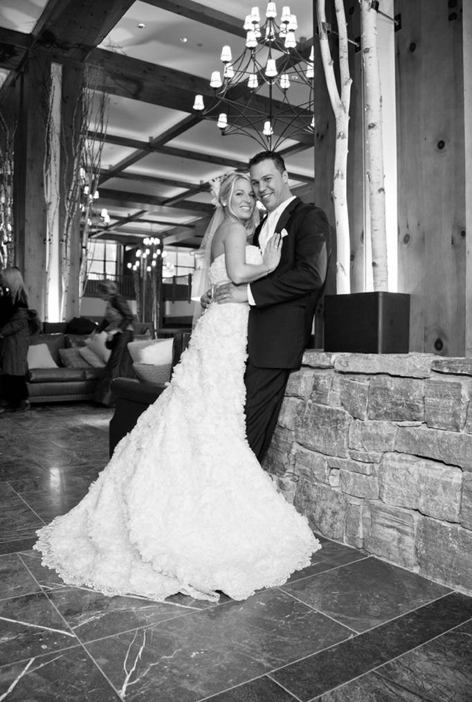 stowe mountain lodge wedding