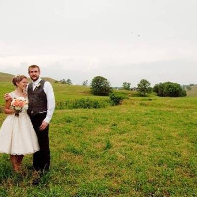 Vintage Country Wedding by Melissa Perella Photography
