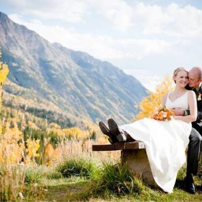 Durango Autumn Wedding by Christina Kiffney Photography