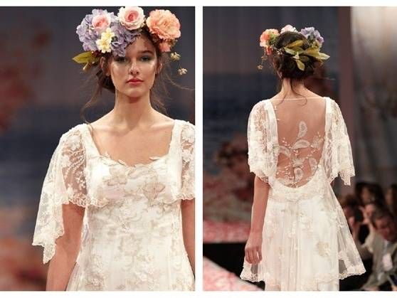 Claire Pettibone Spring 2013 Bridal Collection