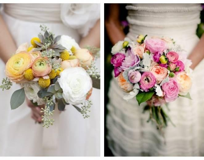 Wedding Flower Inspiration: Ranunculus