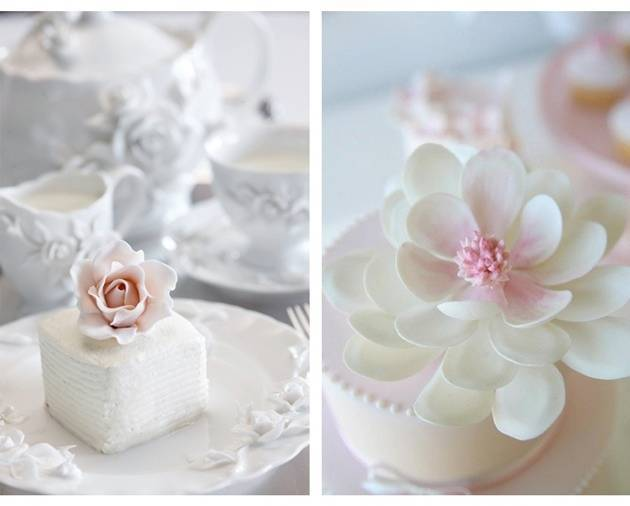 individual small wedding cakes treat your guests to delightful mini cakes 16431