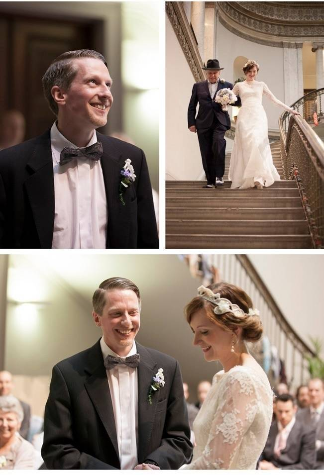 elegant british wedding at leigh court, bristol
