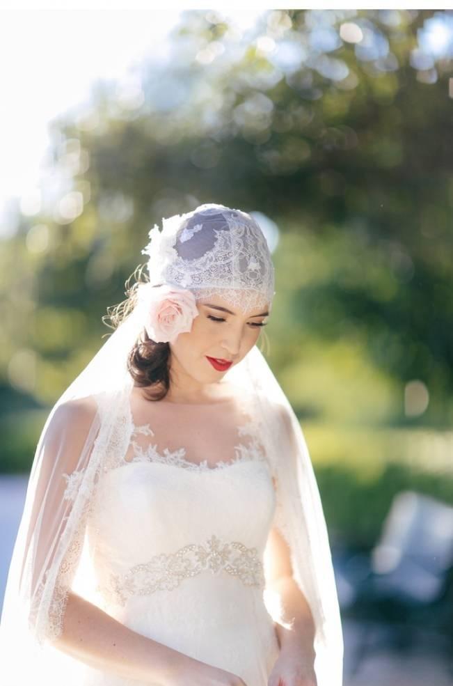 Vintage Frida Kahlo Inspired Bridal Style Anne Marie