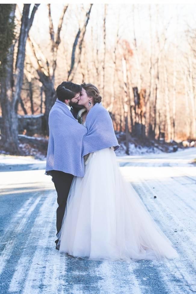 Lavender + Rosemary Winter Wedding Inspiration {Blue Jar Events + Jennifer Bakos Photography} 16_