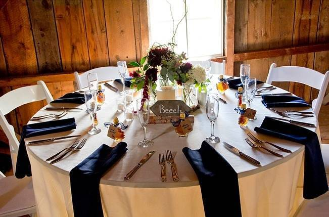 Vermont Country Chic Barn Wedding {Ember Photography} 25
