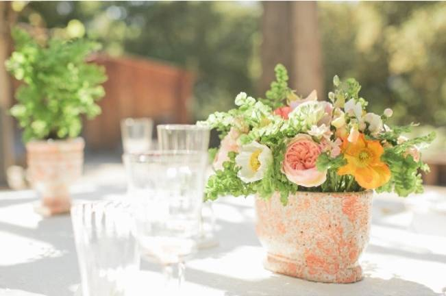 Peach + Coral Shoot at Holman Ranch {Carlie Statsky Photography} 11