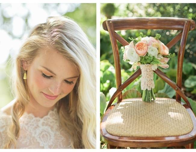 Peach + Coral Shoot at Holman Ranch {Carlie Statsky Photography} 6