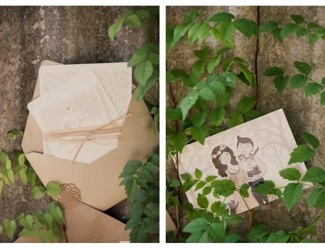 Nature + Vintage Inspired Louisiana Wedding {Heirloom Collective} 11